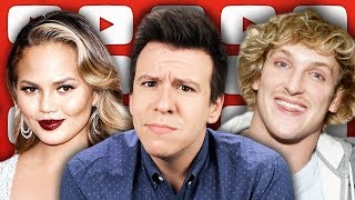 Logan Paul's Delusion, Tone Deaf Controversy Hits Jack In The Box, Chrissy Teigen, & Oscar Outrage