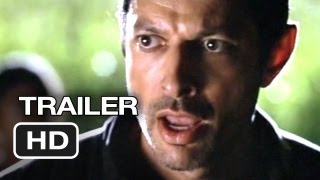 The Lost World Jurassic Park Official Trailer 1  Jeff Goldblum Movie 1997 HD