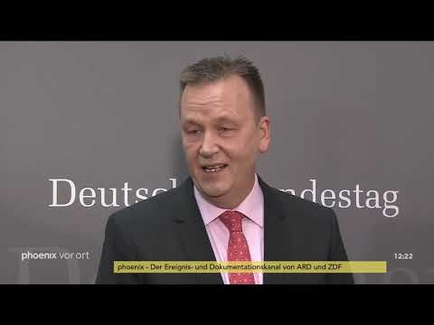 Bundestag: Statements aus dem Innenausschuss zum Ha ...