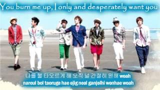 Video U-Kiss Te Amo [Eng Sub + Romanization + Hangul] HD MP3, 3GP, MP4, WEBM, AVI, FLV November 2018