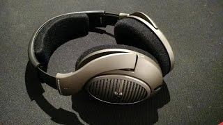 Z Review - Sennheiser HD518