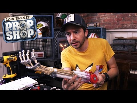 Build Your Own Terminator Arm