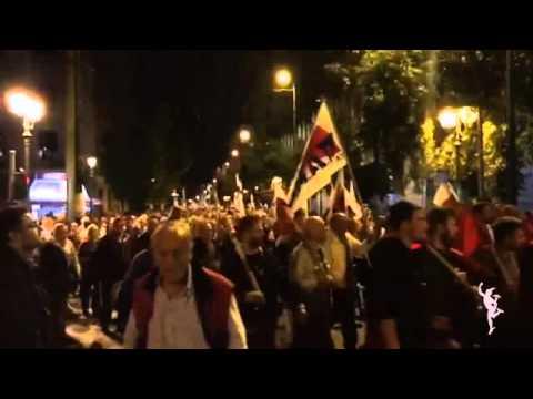 Πορεία διαμαρτυρίας του ΠΑΜΕ