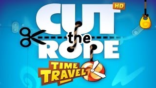 Cut The Rope Time Travel Guide YouTube video