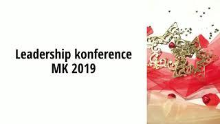 ...rosteme společně a inspirujeme se! Přidejte se k našim leaderům! Video z LEADERSHIP KONFERENCE Mary Kay 2019