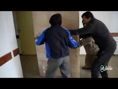 فيديو ...وصول 30 سرير جديد للمستشفى الإقليمي بطانطان + صور