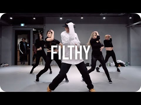Video Filthy - Justin Timberlake / Jinwoo Yoon Choreography download in MP3, 3GP, MP4, WEBM, AVI, FLV January 2017