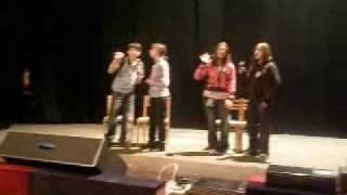 Video Dětská muzikálová minishow-generálka