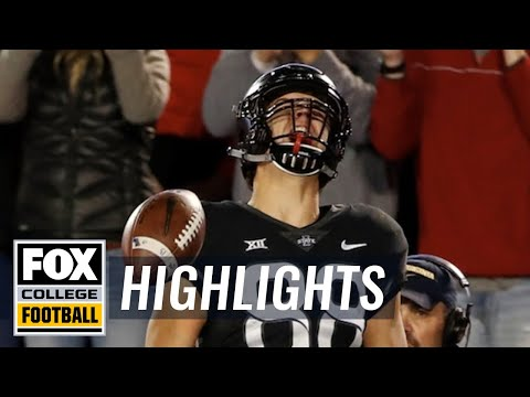 West Virginia Vs. Iowa State | FOX COLLEGE FOOTBALL HIGHLIGHTS