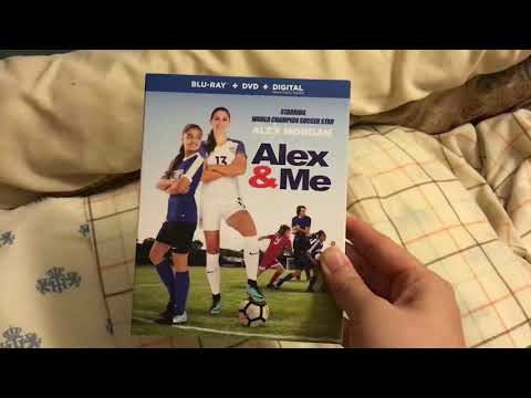 Alex And Me (2018) On Blu-ray | Unboxing | With No Talk By Myself