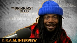 Video D.R.A.M. On Drake Taking The Cha Cha Beat, His Debut Album and His Dog MP3, 3GP, MP4, WEBM, AVI, FLV Maret 2019