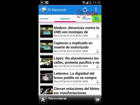 Video of Venezuela Noticias