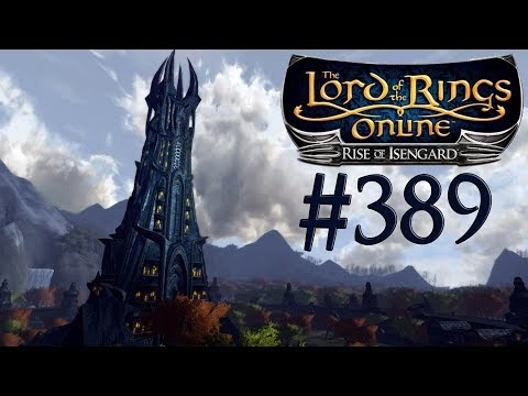 Let's Play LOTRO #389 - The Pit Of Iron