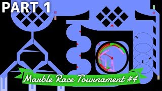 Video Marble Race Tournament #4: 12 Teams - Part 1/3 (Groups) | Bouncy Marble MP3, 3GP, MP4, WEBM, AVI, FLV November 2018