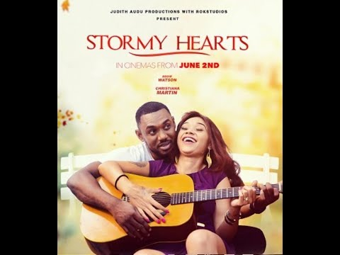 MOVIE REVIEW: STORMY HEARTS BY JUDITH AUDU