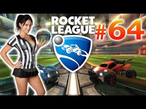Rocket League - #64 - баскетбол