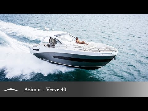 Azimut Verve 40 - The new Italian Weekender