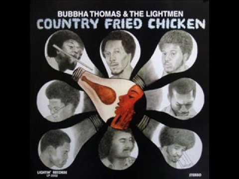 Bubbha Thomas & The Lightmen - Sweet Ray