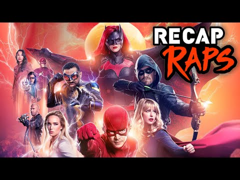 Crisis On Infinite Earths | Recap Raps