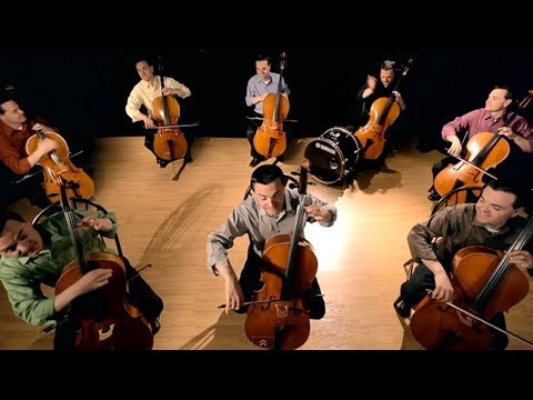 The Cello Song - (Bach is back with 7 more cellos) - ThePianoGuys Video