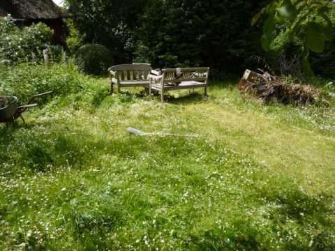 Sinnvolle Gartengeräte 2 - Der Laubspaten