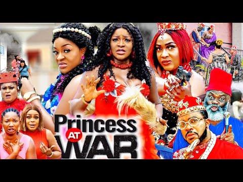 PRINCESS AT WAR Complete Part 1-8 [NEW MOVIE] LIZZYGOLD/MILTON/CHACHA EKE LATEST NIGERIAN MOVIE 2021