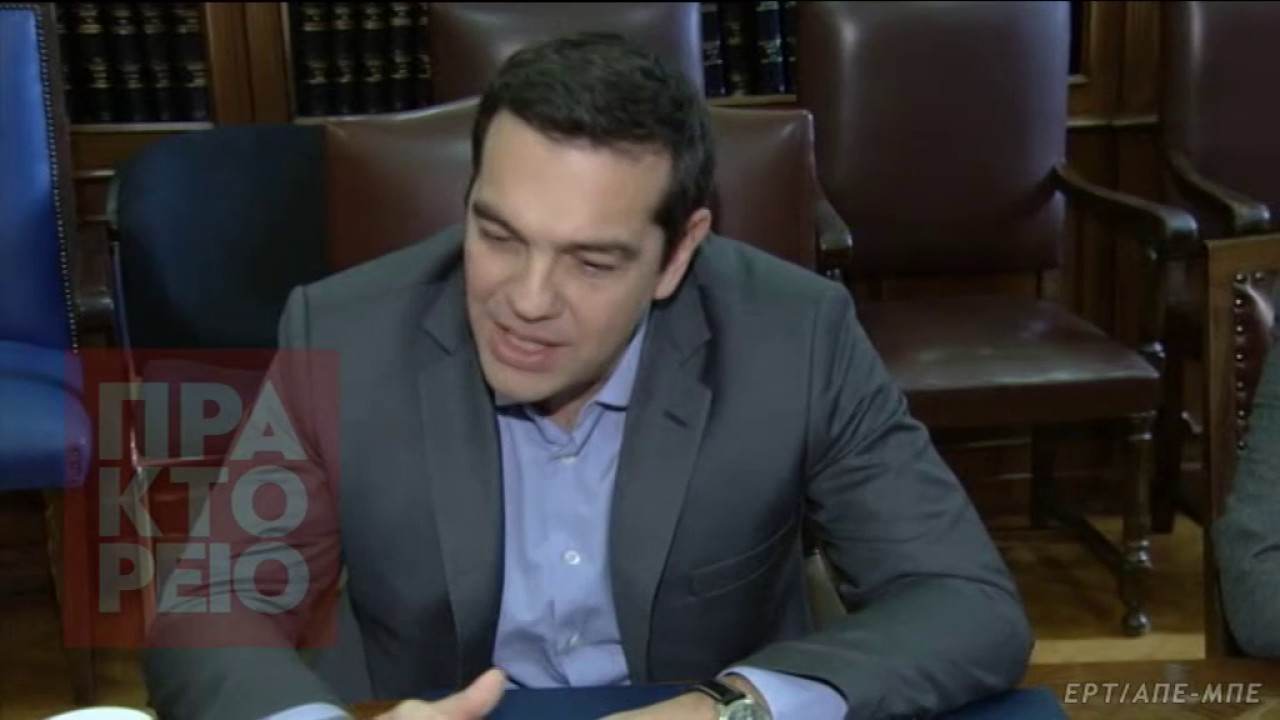 Αλ. Τσίπρας: Δίνουμε λύσεις και διεξόδους στην κοινωνία