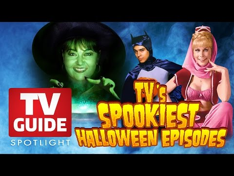 TV Guide Spotlight - TV's Spookiest Halloween Episodes