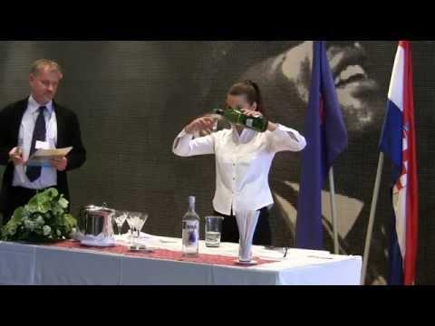 GASTRO 2011 - priprema kratkog koktela