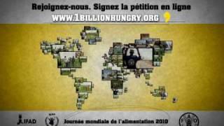 Spot de la Journée mondiale de l'alimentation 2010