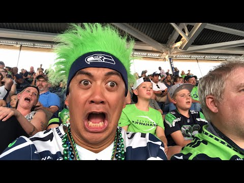 Fan Reaction: Seahawks vs Colts play by play pt 3