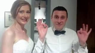 Tamada Bewertung von Tamada Stanislav, DJ *evin, GeigerAlexey, Hochzeitssängerin Ines von Alexander und Anastasia