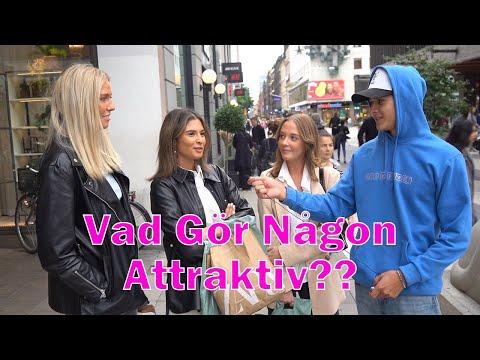 Stela Intervjuer På Stan - Hur Blir Man Attraktiv?