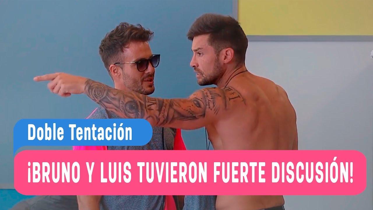 Ver Doble Tentación – ¡Bruno y Luis tuvieron una fuerte discusión! / Capítulo 4 en Español Online