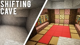 Minecraft: The Transforming Cave [ULTIMATE Hidden Base]