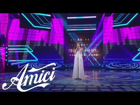 Amici 16 - Shady - Staying alive