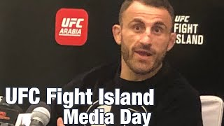 "Alexander Volkanovski: Max Holloway is a ""Sore Loser"" 