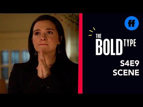 The Bold Type Season 4, Episode 9 | Ryan Admits To Cheating On Jane | Freeform