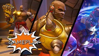 Hands on with Doomfist - The most overpowered Overwatch Hero released?