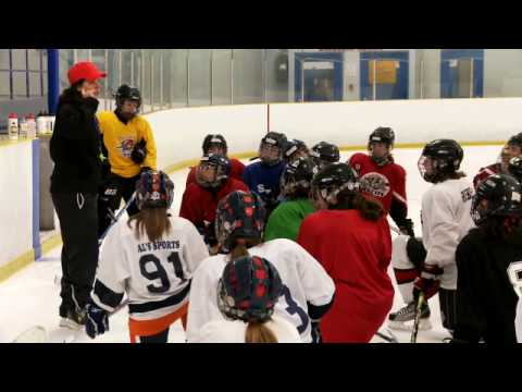 Total Female Hockey Speed Camp Highlight Reel
