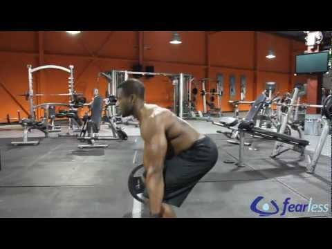 Deadlift - Tutorial on how to Deadlift. Deadlifts are a great way to build a strong lower back and powerful legs if done correctly. You see many guys in the gym doing a...