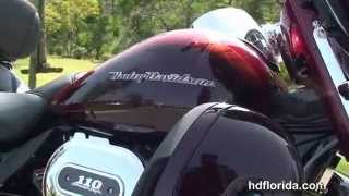 6. 2014 Harley Davidson Ultra Classic CVO Limited for sale *