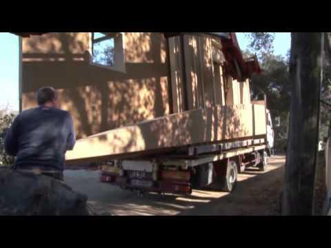 comment construire ossature bois