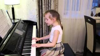 Макс Корж. Небо поможет (cover). Виктория Викторовна 6 лет.