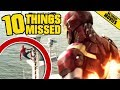 SPIDER-MAN HOMECOMING Trailer 3 - Things Missed & Easter Eggs