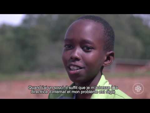 Ecole de Matana au Burundi