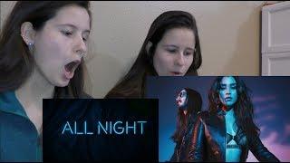 Download Video REACTING TO ALL NIGHT THE MUSIC VIDEO - STEVE AOKI & LAUREN JAUREGUI MP3 3GP MP4