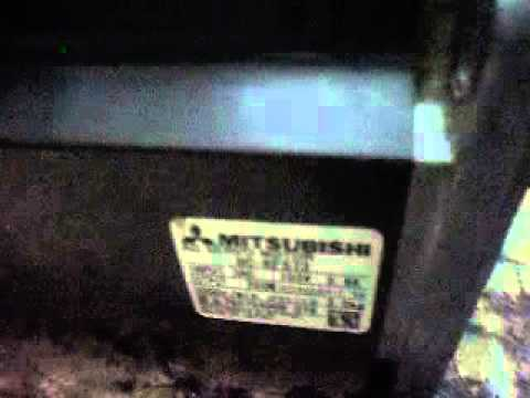Mitsubishi servo motors hc снимок