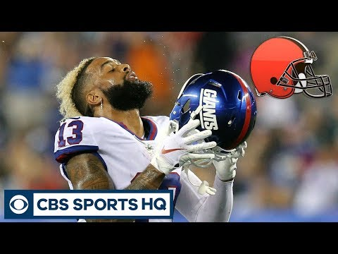 """Download """"THE GIANTS DON'T KNOW WHAT THEY'RE DOING""""   GIANTS TRADE Odell Beckham to BROWNS   CBS Sports HQ HD Mp4 3GP Video and MP3"""