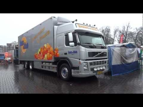NEW VOLVO Cab Over SEMI Truck EURO Mercedes Truck in Netherlands